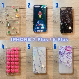32 Styles [8$ ONLY]BRAND NEW iPhone 7/8 Plus case